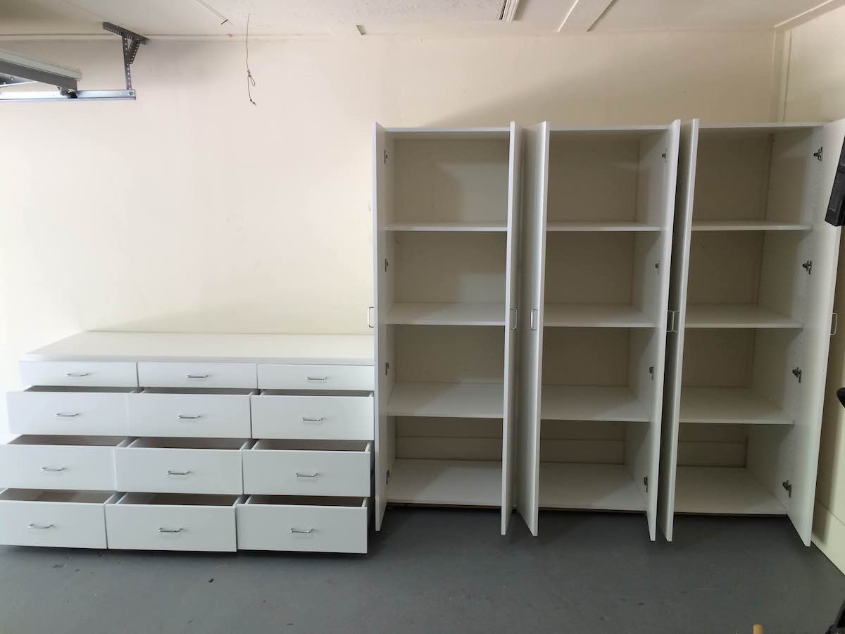 Best Garage Organization System Archives Quality Closet Connection