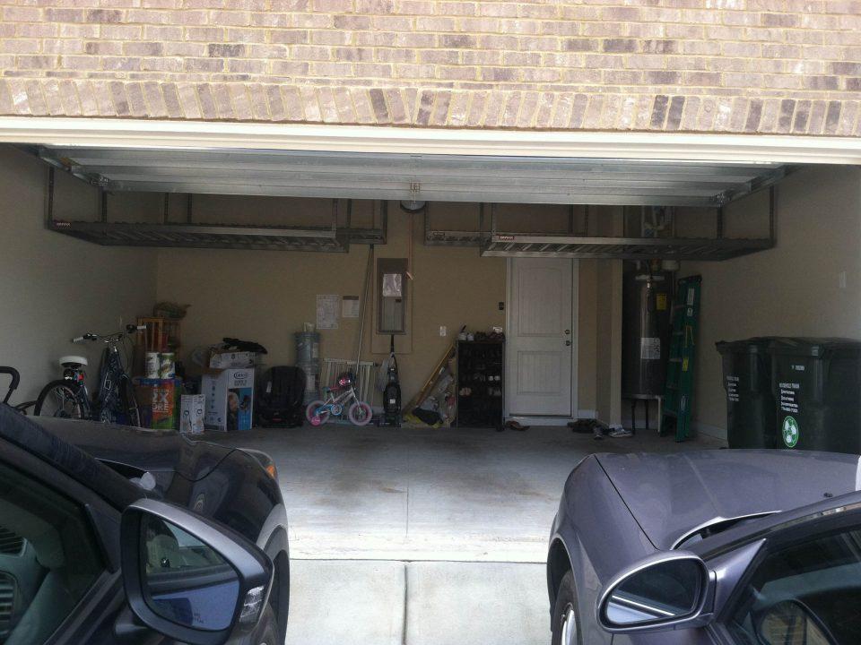 custom closet Alpharetta_Garage