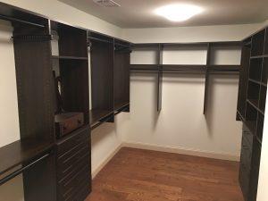 custom closet design Alpharetta